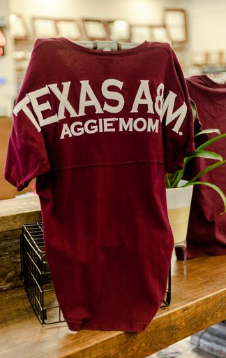 Texas A&M Mom Spirit Jersey