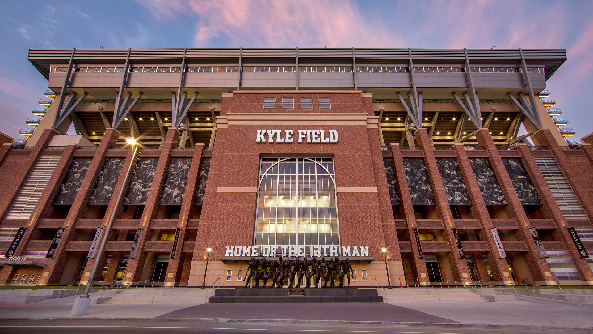 Kyle Field Donation Level